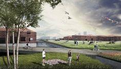 Europan 11  Leeuwarden Housing Proposal (7)