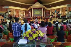 Tribratanewsmagelangkota.com - Bhabinkamtibmas Jurangombo Selatan Magelang Kota Jawa Tengah Ajun Inspektur Polisi Dua Dwi Edi Winarno