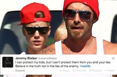 'I Can Protect My Child': Father Of Justin Bieber Refutes Criticism Over Arrest Of Singer