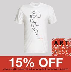 Design Jazzm 15% discount – Artwearness T-shirt print design