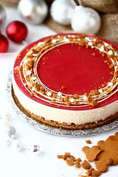 Glögijuustokakku, Joulun paras juustokakku - Suklaapossu Winter Christmas, Merry Christmas, Yummy Cakes, No Bake Cake, Tiramisu, Happy Holidays, Panna Cotta, Cake Decorating, Cheesecake