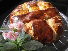 folar açoriano... - Azorean sweet bread