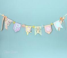 Sweet Spring Pastel Banner