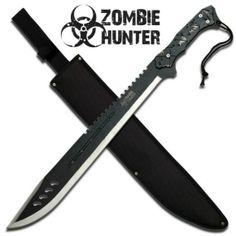 25-inch Zombie Hunter Machete