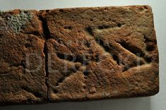 Brick from Gothic period (XII-XIV century, Wrocław) Period, Brick, Gothic, Goth, Bricks, Goth Style
