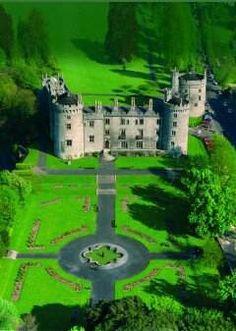 Kilkenny Castle, Kilkenny Ireland