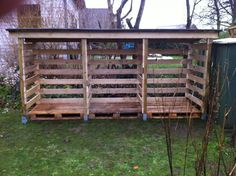My Shed Plans - DIY Pallet Wood Shed - Now You Can Build ANY Shed In A Weekend Even If You've Zero Woodworking Experience!