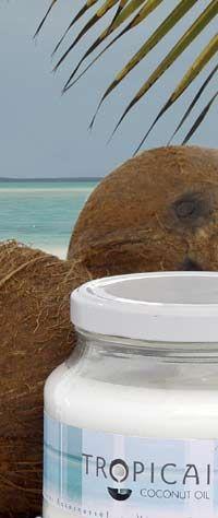 Recepty s kokosovym olejem