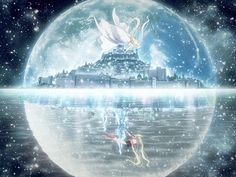 Sailor Moon Crystal - Silver Millennium / Crystal Tokoyo                                                                                                                                                                                 More