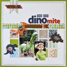 Dinomite - Scrapbook.com