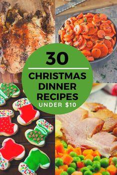 Christmas Dinner on a Budget
