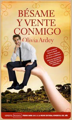 Critica del libro Besame Y Vente Conmigo - Libros de Romántica | Blog de Literatura Romántica