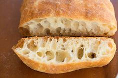 Ciabatta Bread Recipe   Brown Eyed Baker