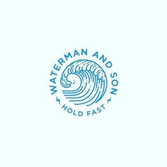 Waterman and Son logo by Brian Steely