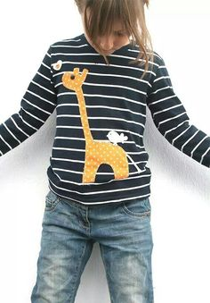 Camiseta Jirafa Invierno