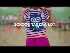 Target Flex Arm Hang - Back to School Commercial