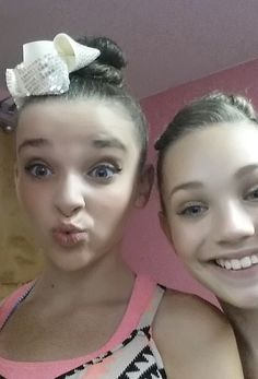 Maddie and kk at ALDC bootcamp