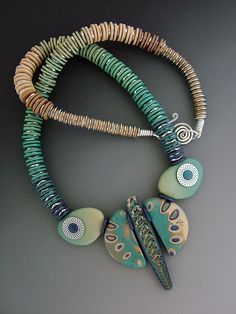 WingedTurquoise by Julie Picarello in Northern California  http://www.yhdesigns.com