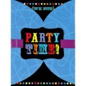 Birthday Cheer Large Invitations - Party City