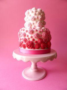 Rose Cake!