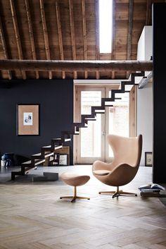 Fritz Hansen news - via Coco Lapine Design blog