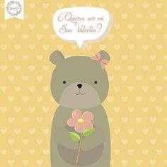 ¿ Quieres ser mi San Valentín ?