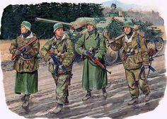 Las Cosicas del Panzer — enrique262:   These are ss right?   Yo diria que...