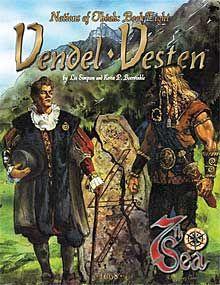 Vendel & Vesten - Alderac Entertainment Group |  | 7th Sea RPG