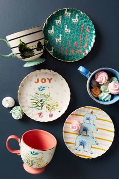 Shop the Joy & Cheer Canape Plate and more Anthropologie at Anthropologie today. Read customer reviews, discover product details and more.