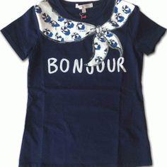 #Bonjour #meisjeskleding #navy #Silvianheachkids