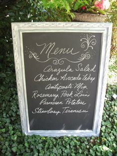 Nice, big, shabby chic blackboard. Perfect for a large wall or Cafe.  https://www.etsy.com/shop/DistressedParisian