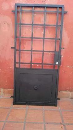 3 ventanas mamparas y puertas de hierro antiguas 1 - Angulos de hierro ...