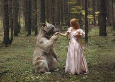 tohle jsou ženy, které běhají s vlky <3