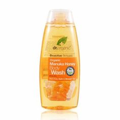 Organic Manuka Honey Body Wash