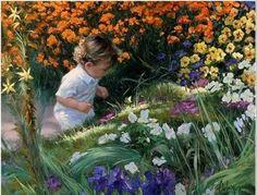 In Botanical Garden...Vladimir Volegov