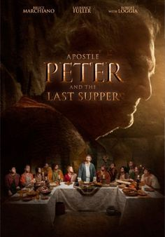 Apostle Peter and the Last Supper - DVD | Available at ChristianCinema.com