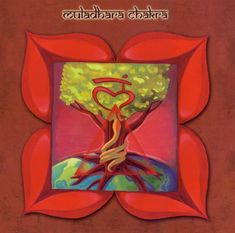 Muladhara, Root Chakra.The Root Chakra, the red lotus of energy, is located right at the base of the spine. It is the closest Chakra to the ground and controls our sense of stability and security in this life. It is where we get our footing, stand our ground and find our strength.
