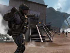 America's Army, Proving Grounds, Master Chief, Character