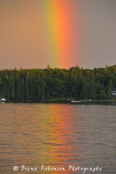 Rainbow, Deer Isle, Maine