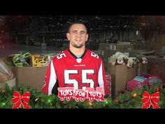 Atlanta Falcons Toys 4 Tots