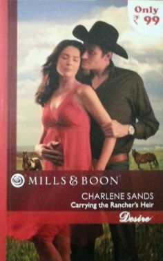 BOOK REVIEW: Carrying The Rancher's Heir By Charlene Sands