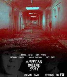 American Horror Story Asylum Promo Poster