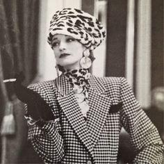 Loulou de la Falaise in YSL/Rare Vintage
