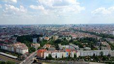 Aussicht Berliner Funkturm