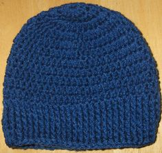 Warm me hat to crochet