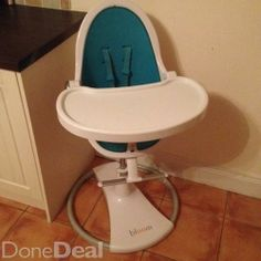 Fresco Bloom Highchair For Sale in Cork : - DoneDeal.