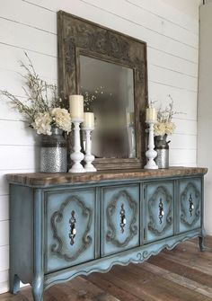 20 Antique Ways Makeover Furniture New Simple Diy Furniture Makeover And Transformation Furnituremakeover Furniture Rehab, Decor, Blue Painted Furniture, Painted Furniture, Refurbished Furniture, Furniture, Home Decor, Shabby Chic Furniture, Vintage Furniture