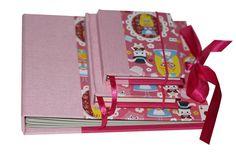 Kit Alice: Cadernos + Álbum by Maria Papel, via Flickr