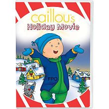 Caillou's Holiday Movie DVD