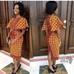 Best Latest African fashion clothing looks Hacks 6348083297 African Wear Dresses, African Fashion Ankara, African Fashion Designers, Latest African Fashion Dresses, African Print Fashion, Africa Fashion, African Attire, Fashion Prints, Fashion Styles